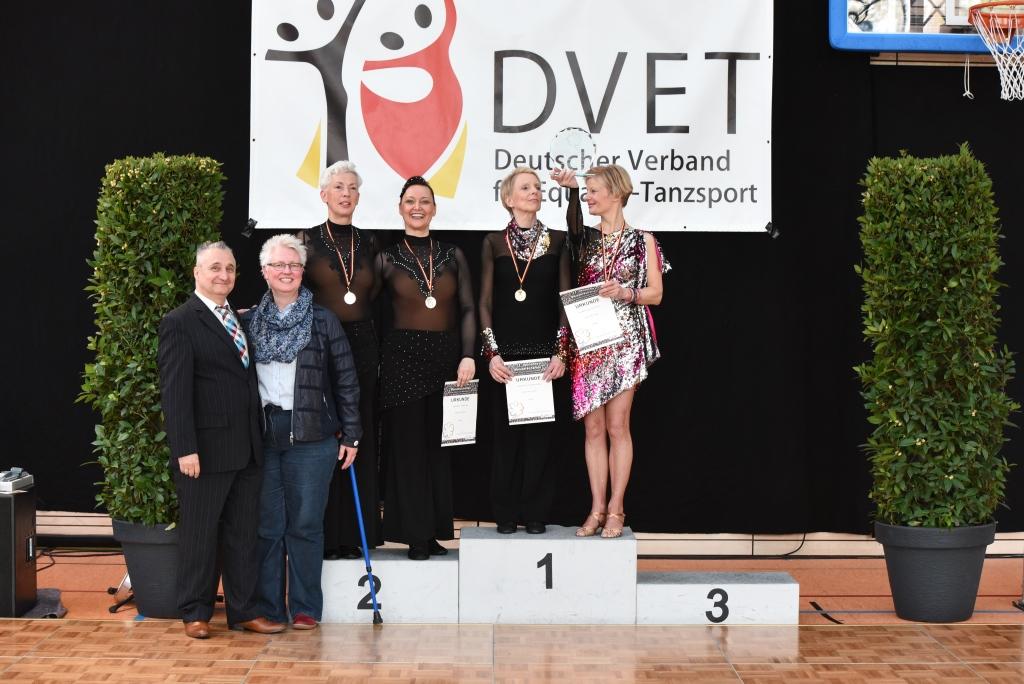 Glückszahl dreizehn: 13. Deutsche Meisterschaften in Fürth